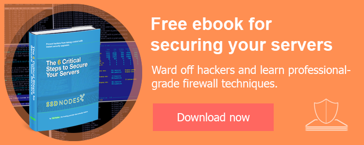 Free ebook for securing your servers