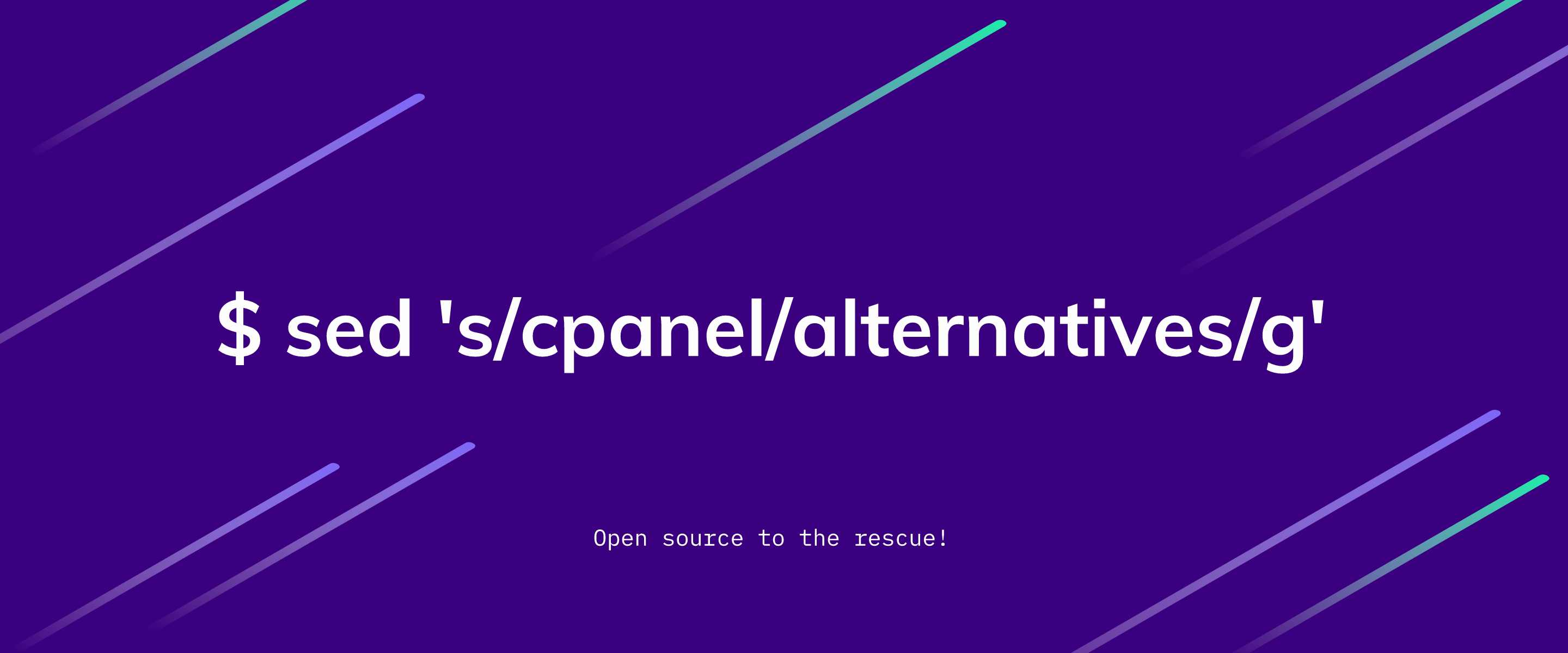 cPanel alternatives: 6 free choices to empower your VPS