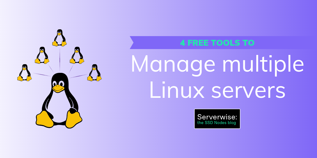 manage_multiple_linux_servers_free