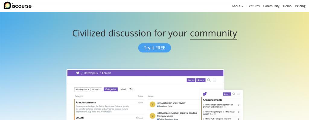 discourse-forum-civilized-discussion