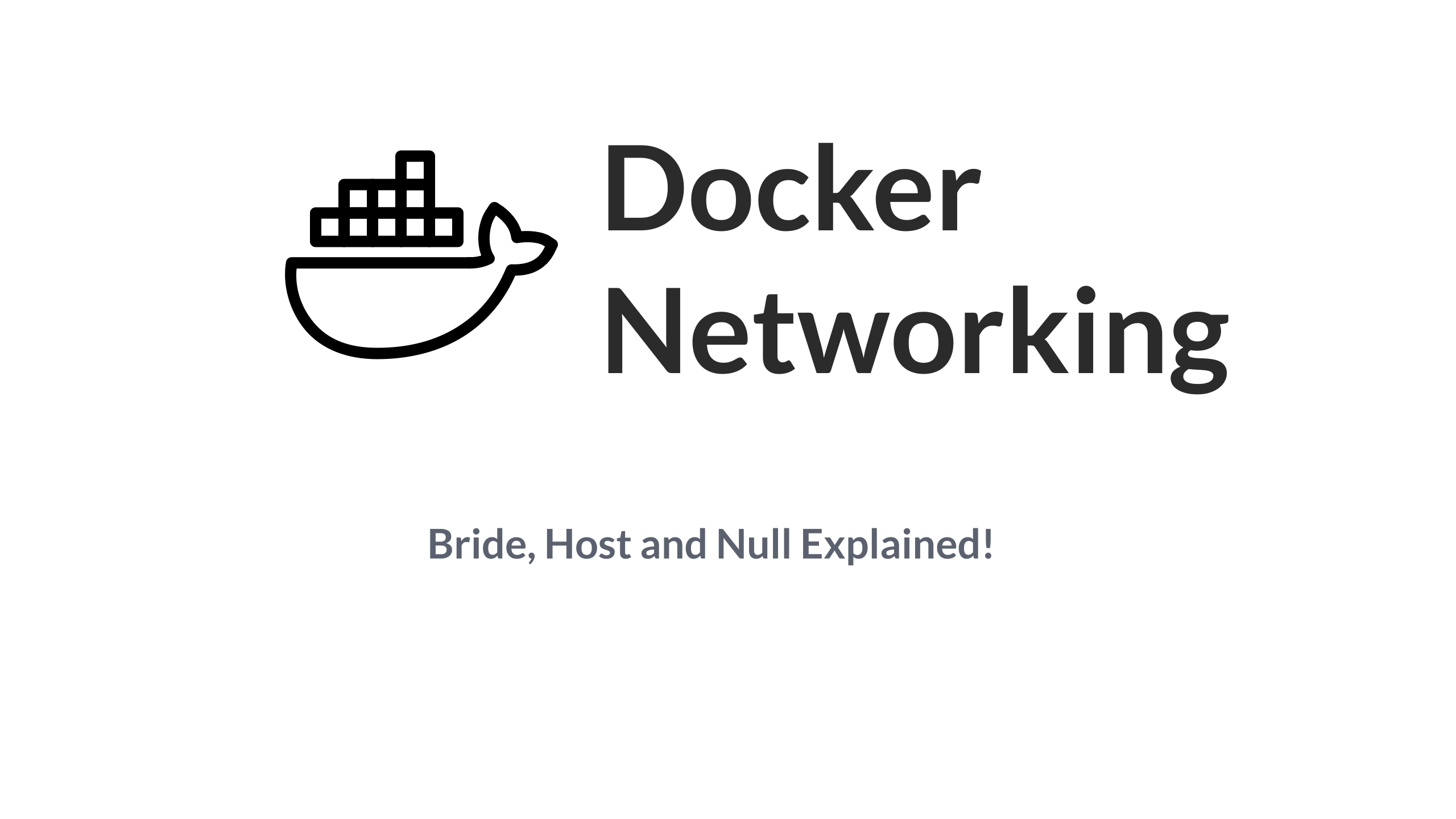 docker-networking